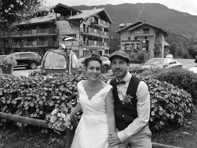 Le mariage de gui et eve à Samoëns, Haute-Savoie 25