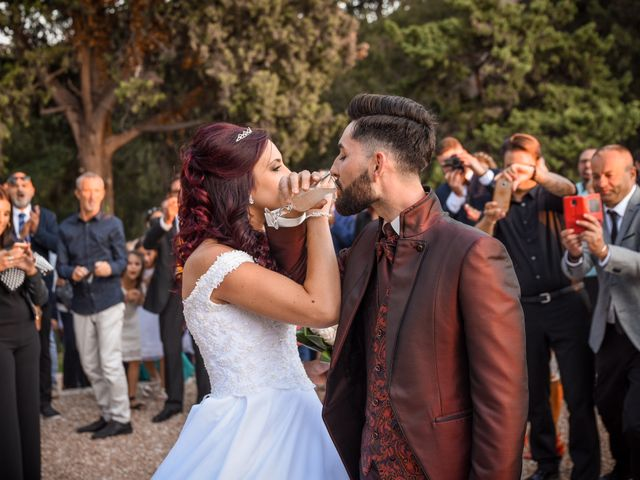 Le mariage de Florian  et Sophie à Martigues, Bouches-du-Rhône 23