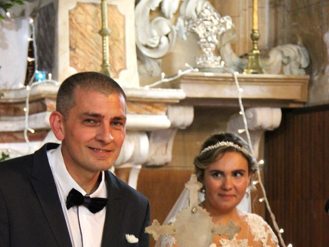 Le mariage de Bruno et Virginie à La Porta, Corse 6