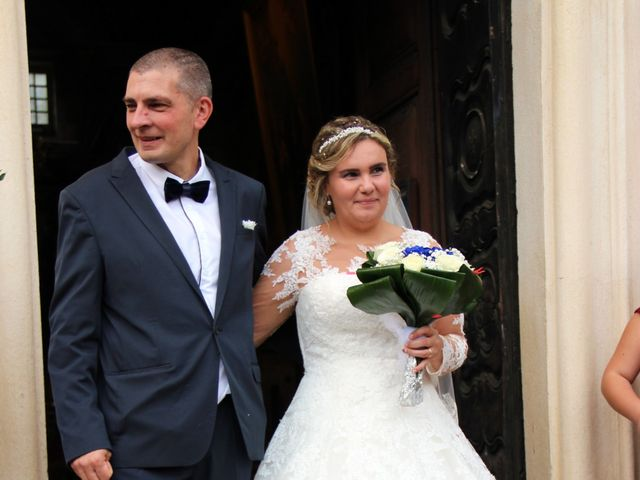 Le mariage de Bruno et Virginie à La Porta, Corse 7