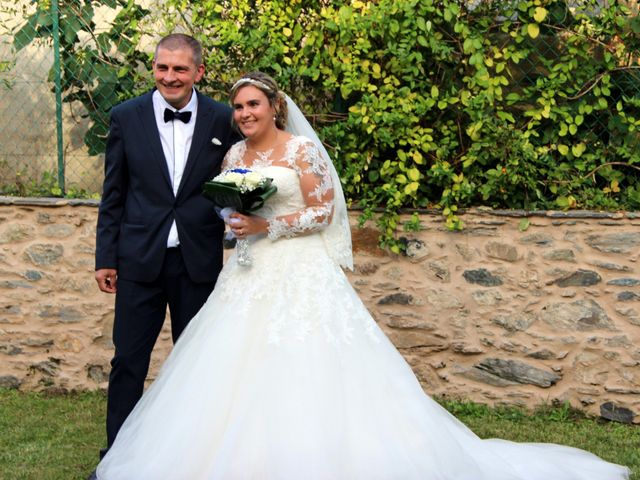 Le mariage de Bruno et Virginie à La Porta, Corse 2