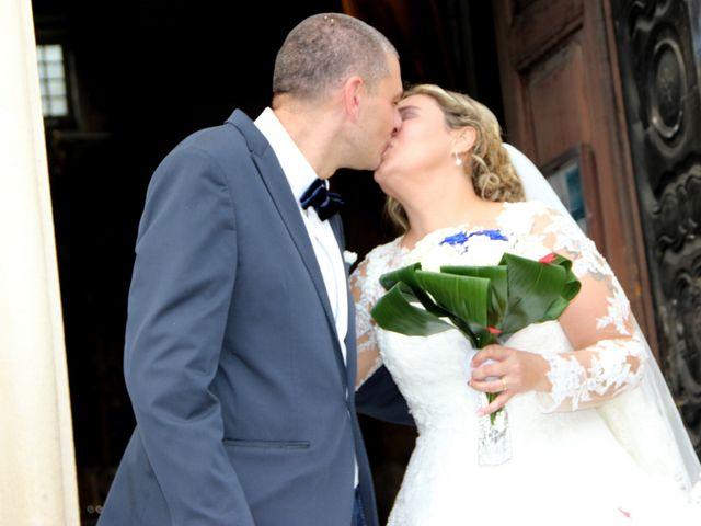 Le mariage de Bruno et Virginie à La Porta, Corse 10