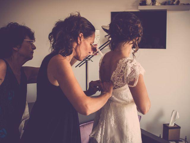 Le mariage de Benjamin et Clara à Gruissan, Aude 1