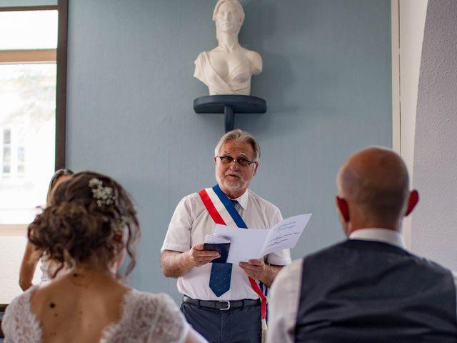 Le mariage de Benjamin et Clara à Gruissan, Aude 3