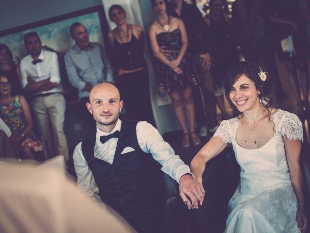 Le mariage de Benjamin et Clara à Gruissan, Aude 2