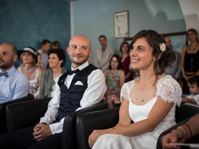 Le mariage de Benjamin et Clara à Gruissan, Aude 4
