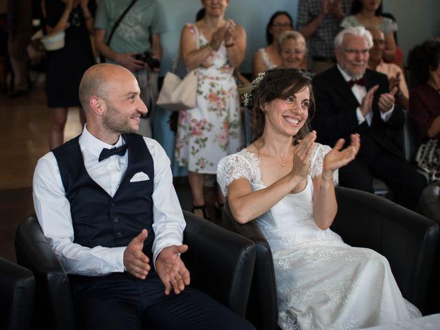 Le mariage de Benjamin et Clara à Gruissan, Aude 5