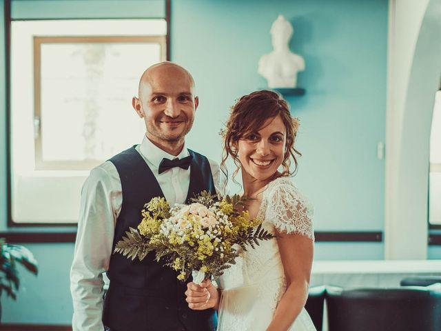 Le mariage de Benjamin et Clara à Gruissan, Aude 6