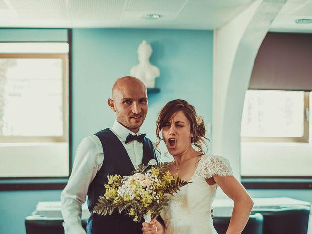 Le mariage de Benjamin et Clara à Gruissan, Aude 7