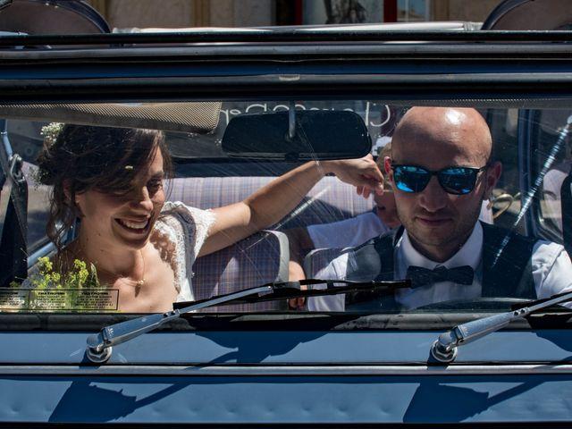 Le mariage de Benjamin et Clara à Gruissan, Aude 11