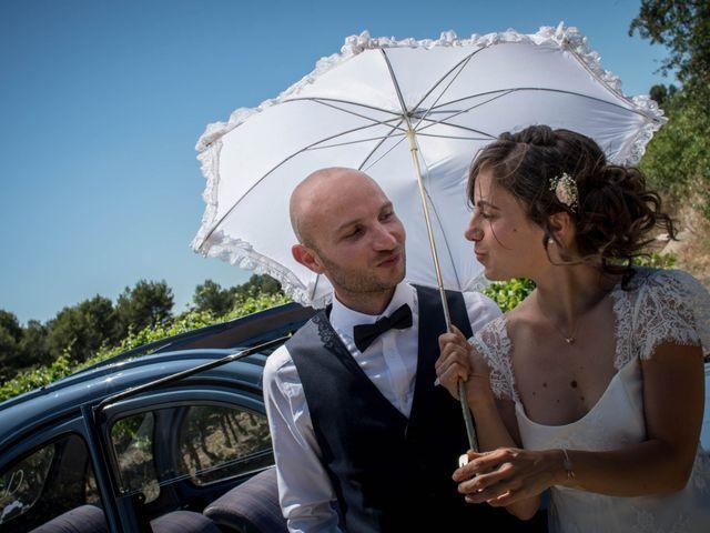 Le mariage de Benjamin et Clara à Gruissan, Aude 12