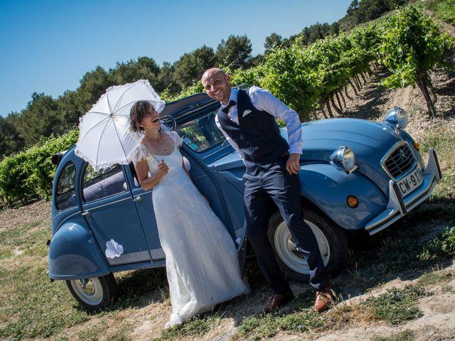 Le mariage de Benjamin et Clara à Gruissan, Aude 13
