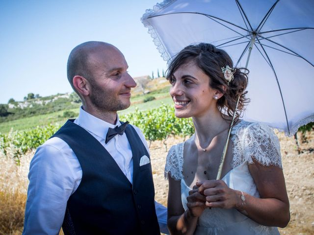 Le mariage de Benjamin et Clara à Gruissan, Aude 14