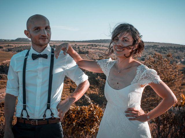 Le mariage de Benjamin et Clara à Gruissan, Aude 15