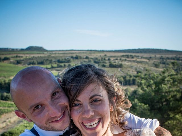 Le mariage de Benjamin et Clara à Gruissan, Aude 16