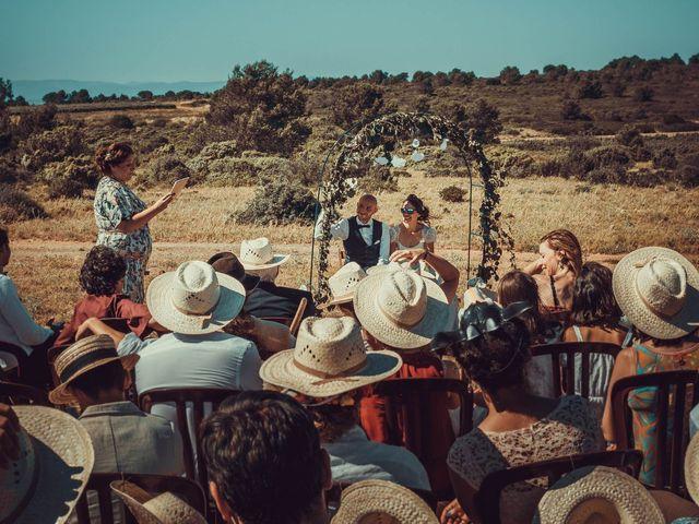 Le mariage de Benjamin et Clara à Gruissan, Aude 17