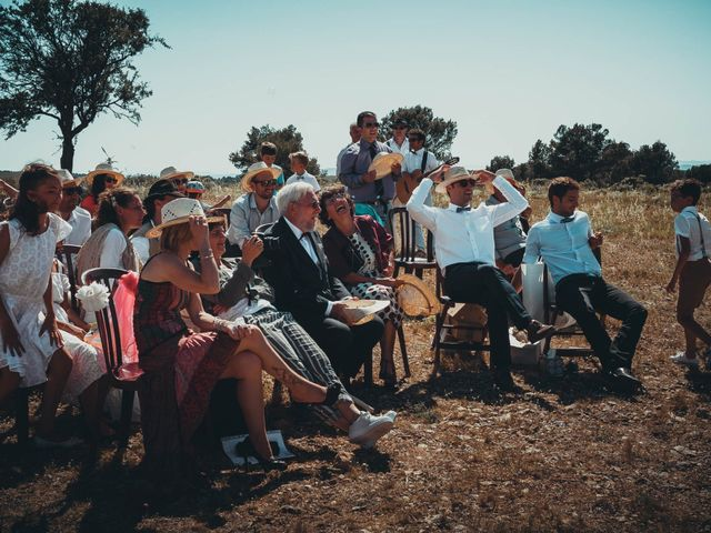Le mariage de Benjamin et Clara à Gruissan, Aude 18