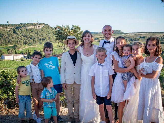 Le mariage de Benjamin et Clara à Gruissan, Aude 22