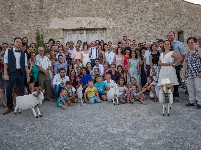 Le mariage de Benjamin et Clara à Gruissan, Aude 26