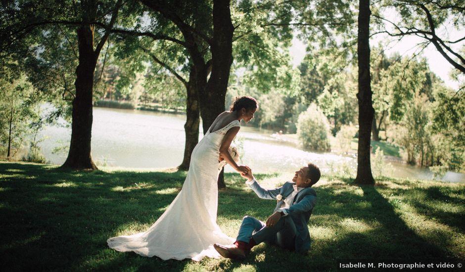 Le mariage de Odilon et Eva à Grenoble, Isère