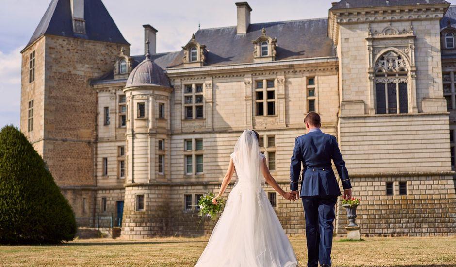 Le mariage de Siegfried et Anne à Autun, Saône et Loire