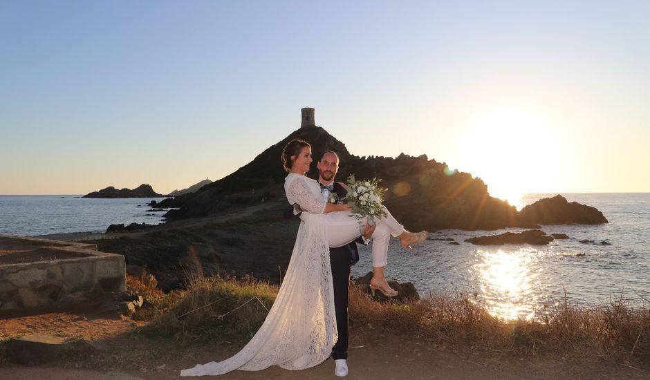 Le mariage de Jeremy et Emilie à Ajaccio, Corse