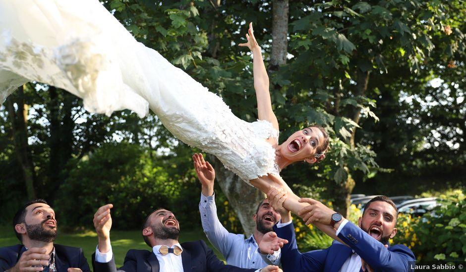 Le mariage de Cédric et Elodie à Saint-Renan, Finistère