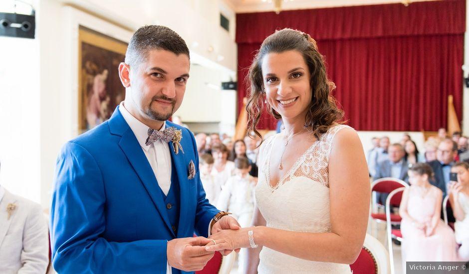 Le mariage de Sylvain et Karen à Wissous, Essonne
