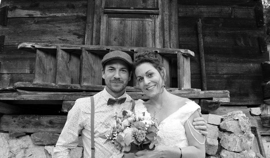 Le mariage de gui et eve à Samoëns, Haute-Savoie