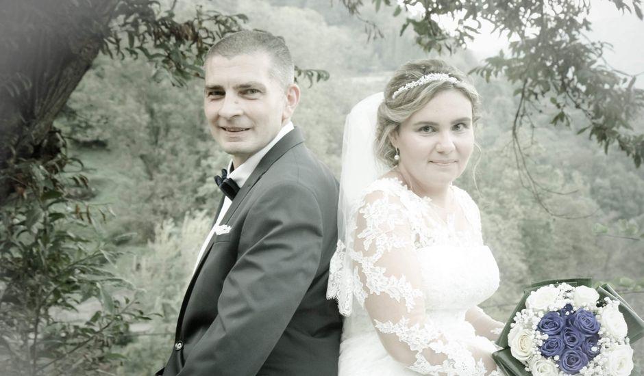 Le mariage de Bruno et Virginie à La Porta, Corse