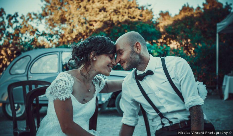 Le mariage de Benjamin et Clara à Gruissan, Aude