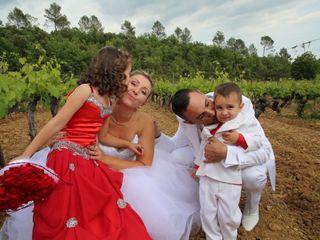 Le mariage de Nina et Christophe