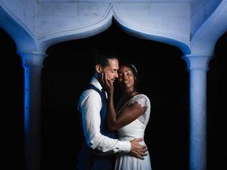 Le mariage de Kadija et Samuel