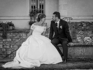 Le mariage de Audrey et Romain