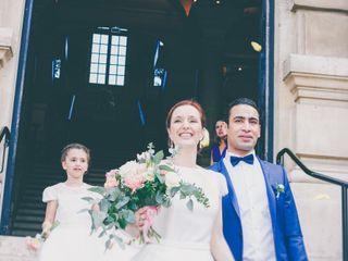 Le mariage de Elise et Ahmed