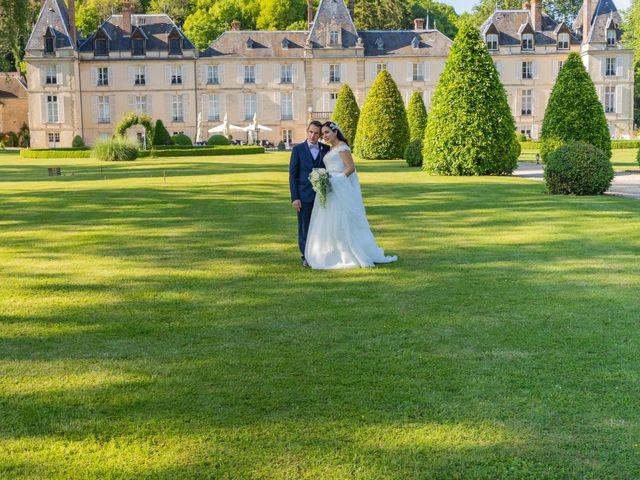 Le mariage de Aurelien et Esmeramda à Dampsmesnil, Eure 1