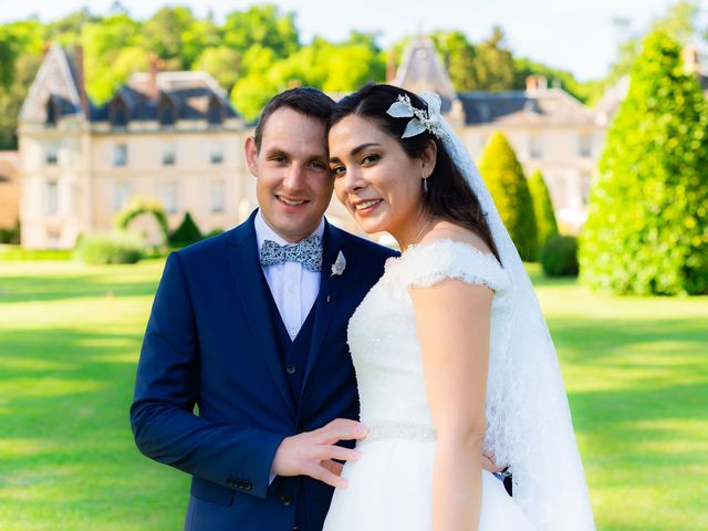 Le mariage de Esmeramda et Aurelien