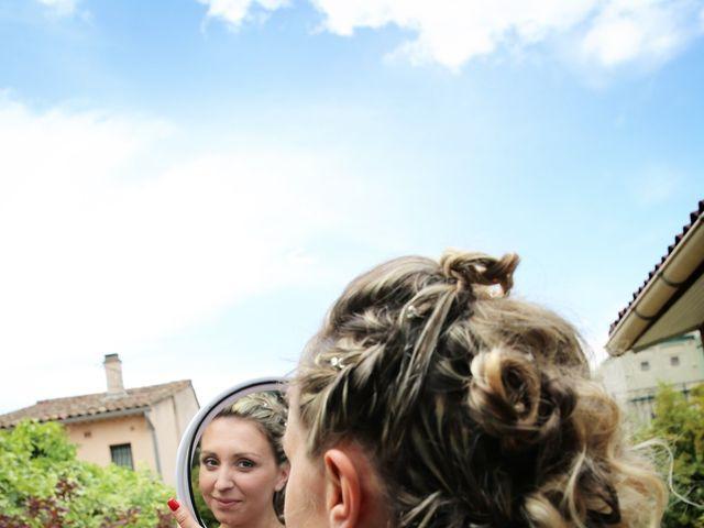 Le mariage de Christophe et Nina à Saint-Maximin-la-Sainte-Baume, Var 13