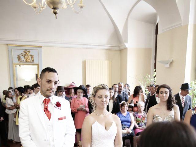 Le mariage de Christophe et Nina à Saint-Maximin-la-Sainte-Baume, Var 20