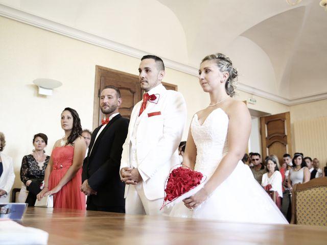 Le mariage de Christophe et Nina à Saint-Maximin-la-Sainte-Baume, Var 21