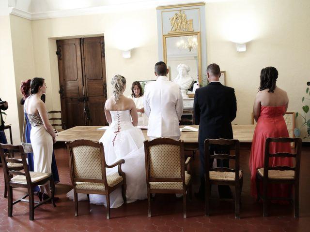 Le mariage de Christophe et Nina à Saint-Maximin-la-Sainte-Baume, Var 23