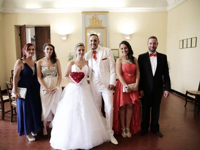 Le mariage de Christophe et Nina à Saint-Maximin-la-Sainte-Baume, Var 24