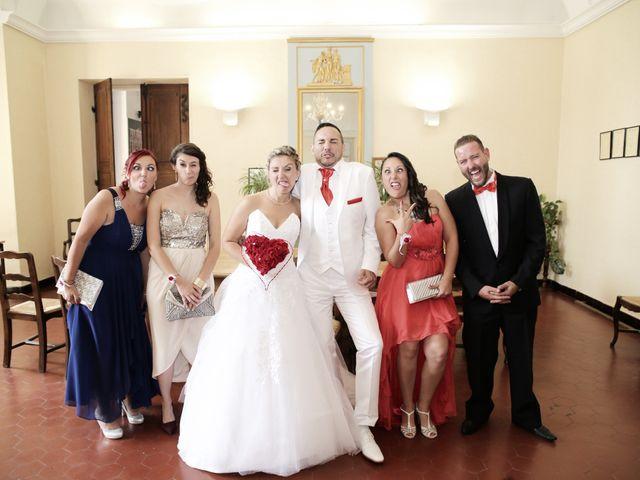 Le mariage de Christophe et Nina à Saint-Maximin-la-Sainte-Baume, Var 25