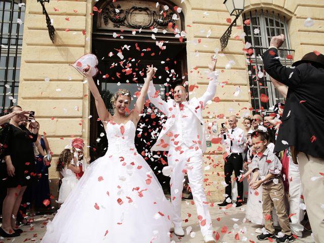 Le mariage de Christophe et Nina à Saint-Maximin-la-Sainte-Baume, Var 26