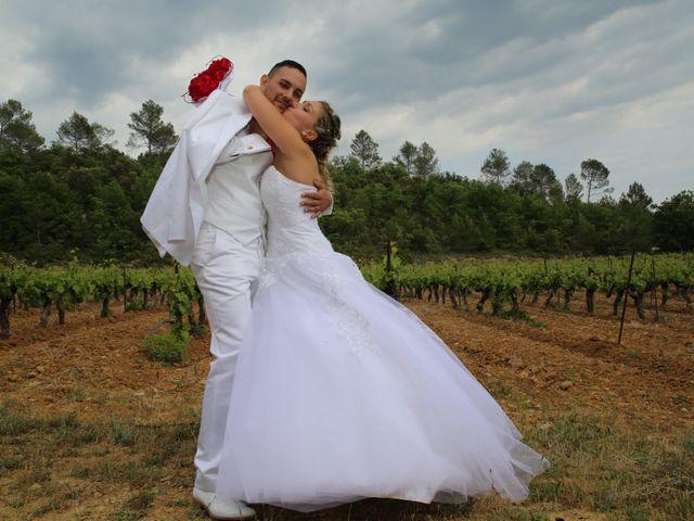 Le mariage de Christophe et Nina à Saint-Maximin-la-Sainte-Baume, Var 31
