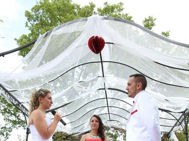 Le mariage de Christophe et Nina à Saint-Maximin-la-Sainte-Baume, Var 32