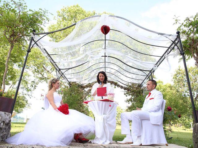Le mariage de Christophe et Nina à Saint-Maximin-la-Sainte-Baume, Var 34