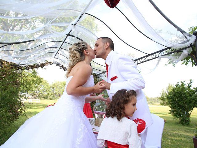 Le mariage de Christophe et Nina à Saint-Maximin-la-Sainte-Baume, Var 35