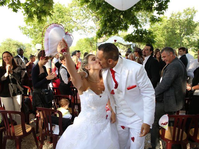 Le mariage de Christophe et Nina à Saint-Maximin-la-Sainte-Baume, Var 36