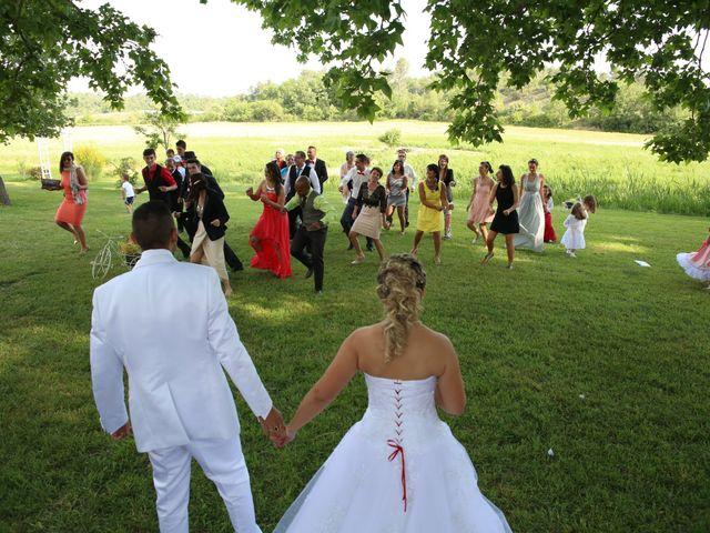 Le mariage de Christophe et Nina à Saint-Maximin-la-Sainte-Baume, Var 37